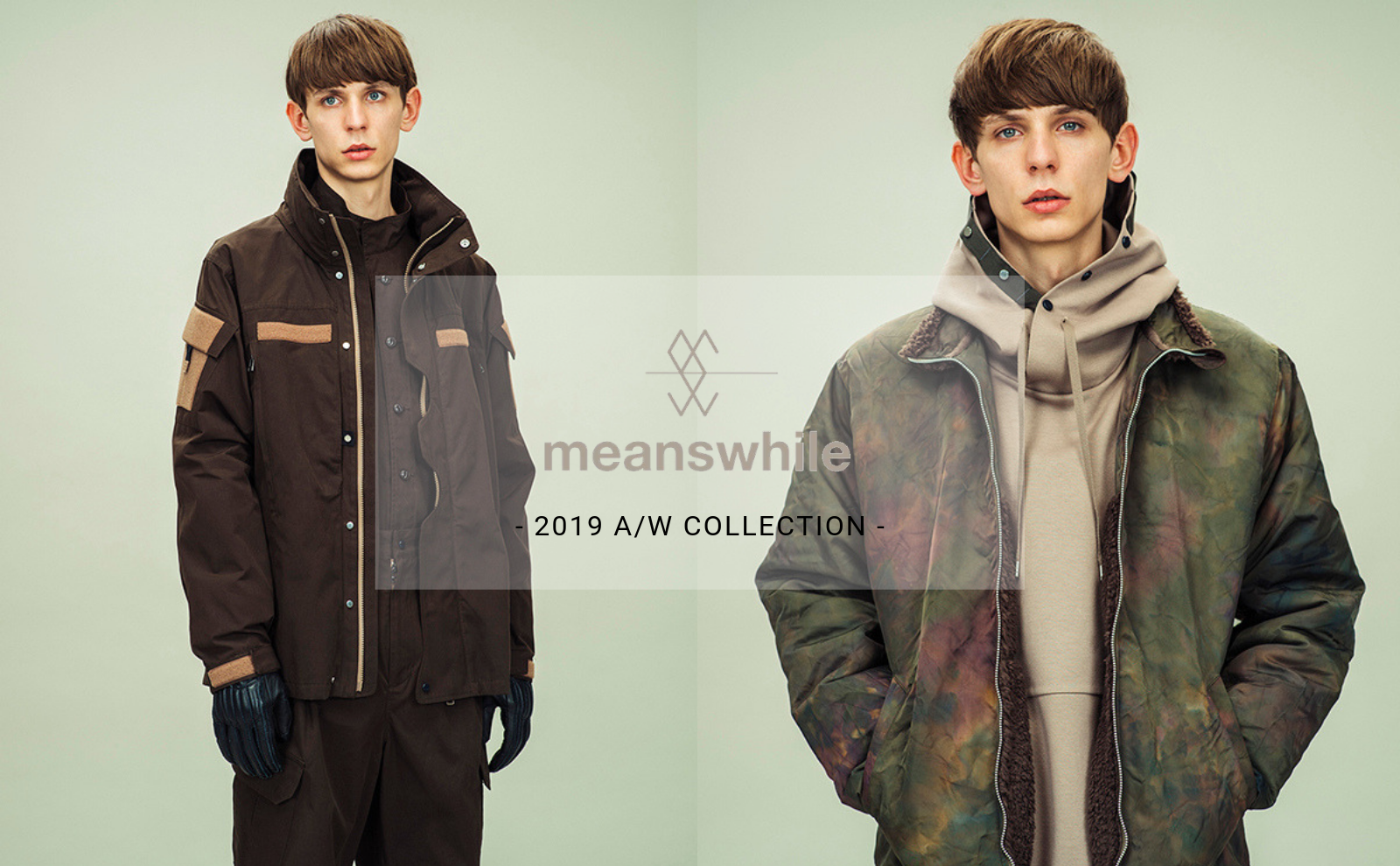 - 2019 A/W LOOK BOOK -