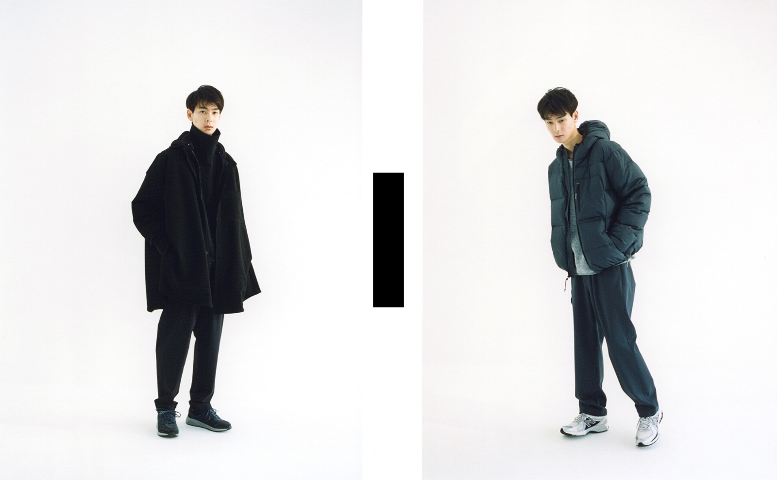 - 2020 A/W LOOK BOOK -