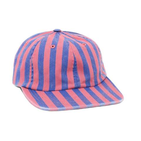 「ラスト1点!!」「即日発送可能!!」ONLY NY Nautical Striped Polo Hat Nautical Red キャップ