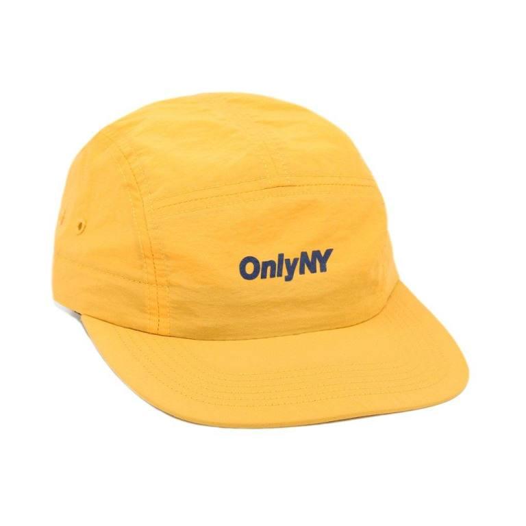 only ny ラスト1点 即日発送可能 only ny logo 5 panel hat