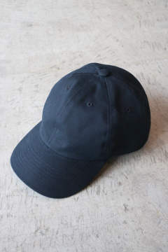 「即日発送可能!!」Salvy; BIZEN No.1 TWILL 6 PANELED CAP MIDNIGHT キャップ