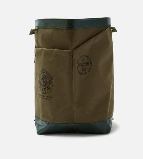 「ラスト1点!!」「即日発送可能!!」bal ROOTOTE COTTON CANVAS BAG Olive