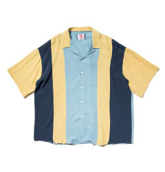 「即日発送可能!!」SON OF THE CHEESE Bowling shirt(YELLOW)