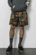 「ラスト1点!!」「即日発送可能!!」bal REAL TREE CAMO SHORT PANT BROWN