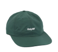 「ラスト1点!!」「即日発送可能!!」ONLY NY Nylon Tech Polo Hat Hunter Green
