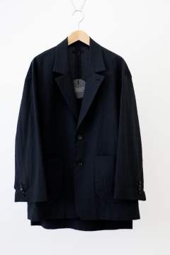 「ラスト1点!!」「即日発送可能!!」VOAAOV Big Tailored Jacket Black
