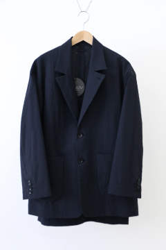 「即日発送可能!!」VOAAOV Big Tailored Jacket Navy