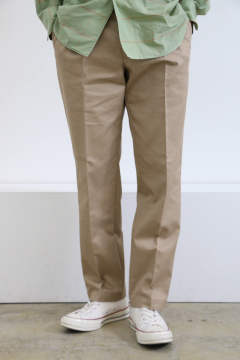 「即日発送可能!!」SON OF THE CHEESE wide tack pants BEIGE