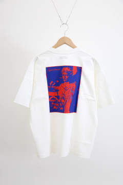「即日発送可能!!」Dunno Eyewitness Tee white