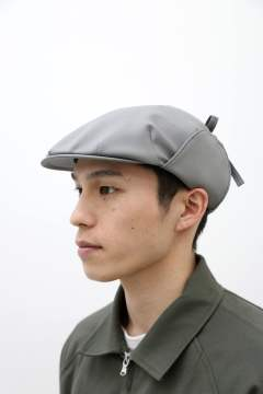 「即日発送可能!!」Indietro Association Summerwool dogear hunting Gray