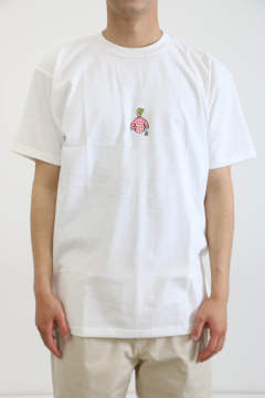 「即日発送可能!!」Live Better LB Icon Tee White(Red)